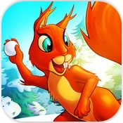 帕托和朋友雪球战HD(Pato & Friends Snowball Fight)v1.02 for iPhone版
